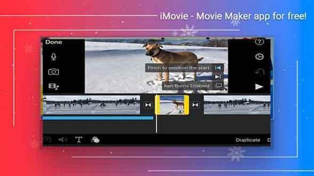 Pro iMovie video maker Tips poster