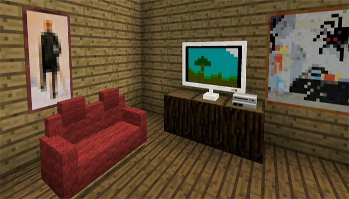 More Furniture Mod For Mcpe For Android Apk Download
