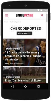 CabroWorld screenshot 3