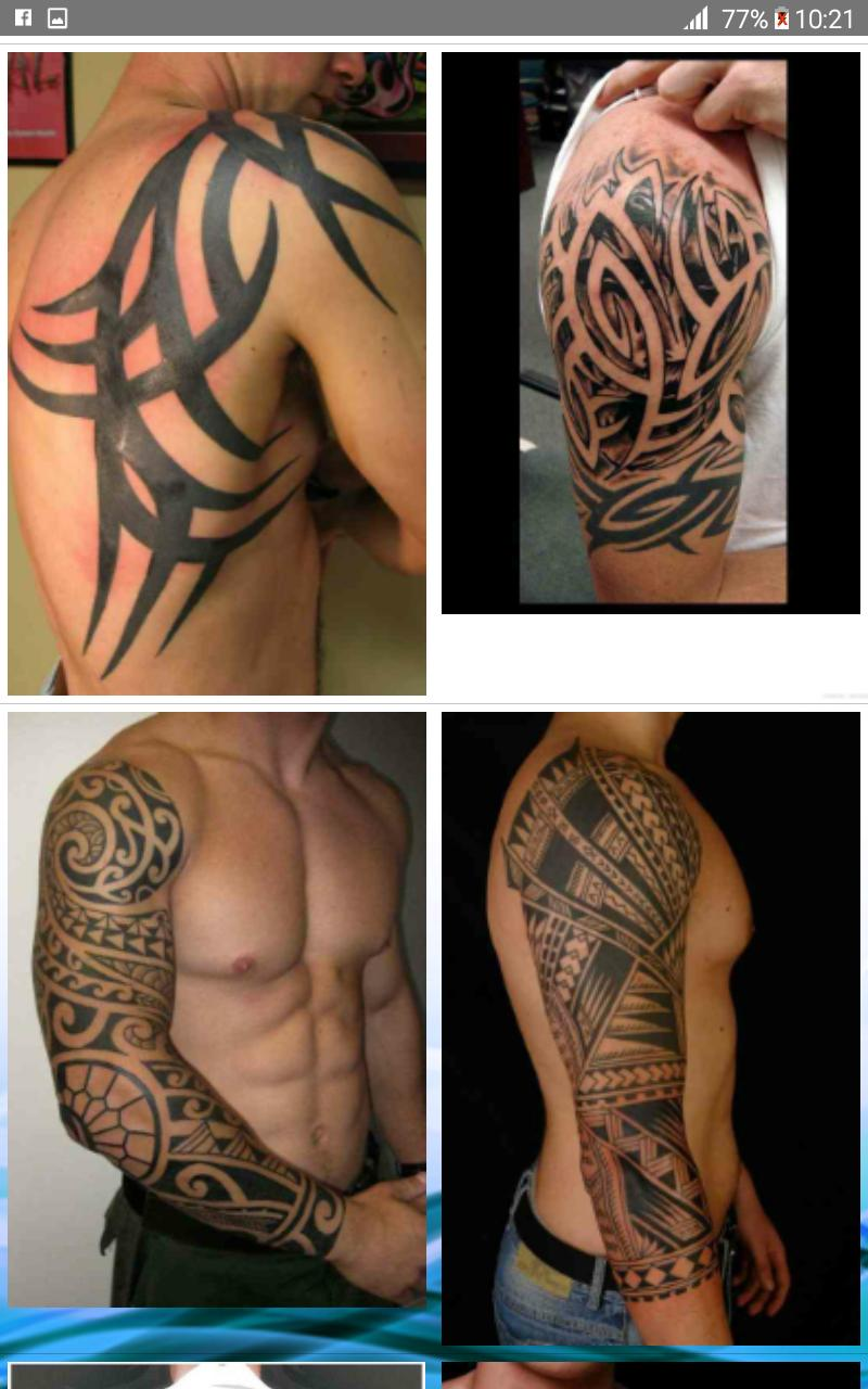 Tribal Tattoo For Men For Android Apk Download