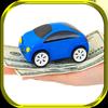 التطبيق التأمين على السيارات أيقونة