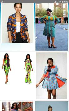 Kitenge Fashion Styles screenshot 10