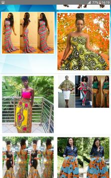Kitenge Fashion Styles screenshot 15