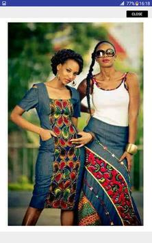 Kitenge Fashion Styles screenshot 16