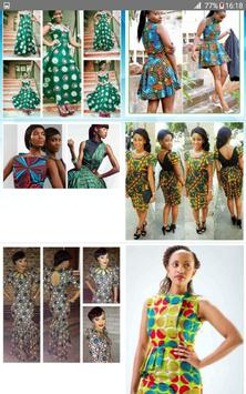 Kitenge Fashion Styles screenshot 1
