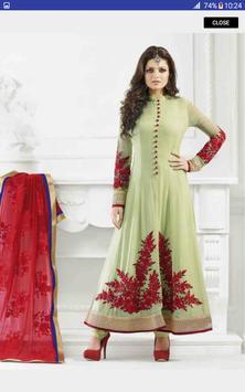 Shalwar Kameez Style Ideas screenshot 4