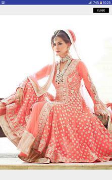 Shalwar Kameez Style Ideas screenshot 5