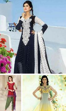Shalwar Kameez Style Ideas poster