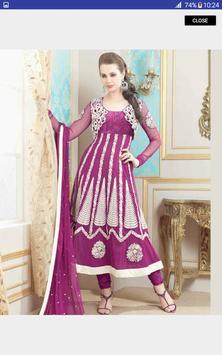 Shalwar Kameez Style Ideas screenshot 11