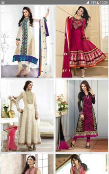 Shalwar Kameez Style Ideas screenshot 17