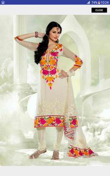 Shalwar Kameez Style Ideas screenshot 2