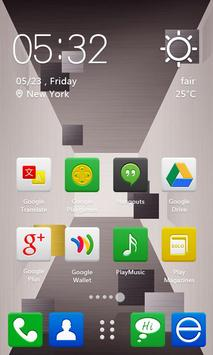 Gray Square Icons & Wallpapers screenshot 3