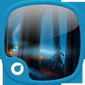Rain Night Icons & Wallpapers icon