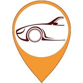 WhereIsMyCar App icon