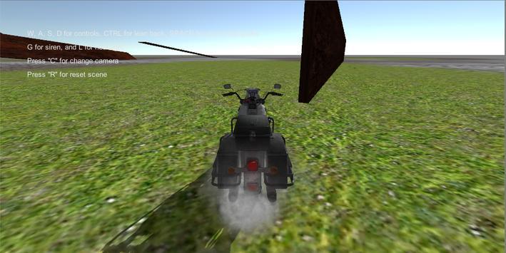 تفحيط الدراجة النارية دريفت apk screenshot