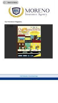 Moreno Insurance Agency screenshot 1