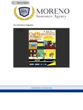 Moreno Insurance Agency screenshot 4