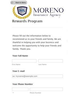 Moreno Insurance Agency screenshot 8