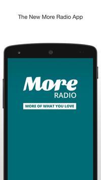 More Radio poster