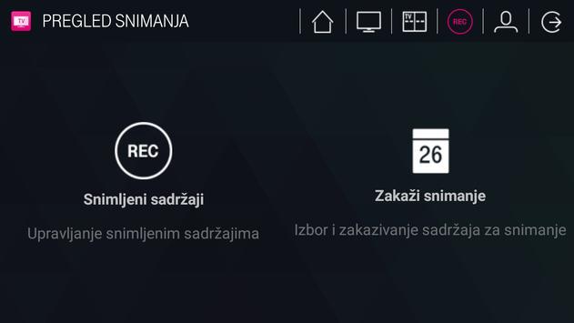 Extra TV capture d'écran 14