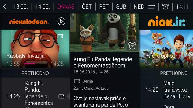 Extra TV capture d'écran 2