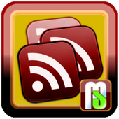 Multiple RSS Atom Feed Reader icon