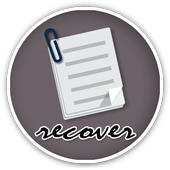 Recover My File Guide icon