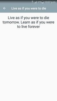 The Best Life Quotes Book screenshot 2