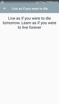 The Best Life Quotes Book screenshot 4