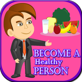 How to Become a Healthy Person icon
