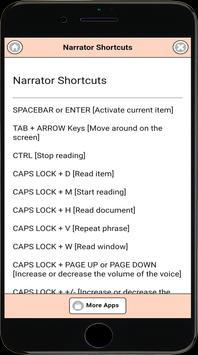 Computer Shortcuts Keys screenshot 3
