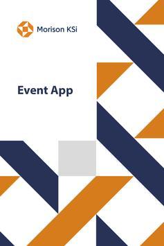 Morison KSi Events poster