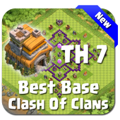 Best Base Maps COC TH7 icon