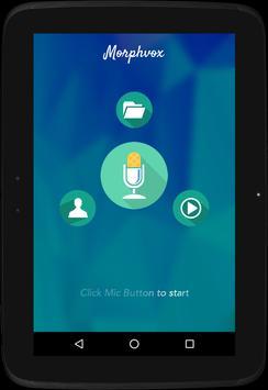 MorphVox AV Pro Voice Changer screenshot 4