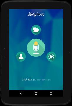 MorphVox AV Pro Voice Changer screenshot 5