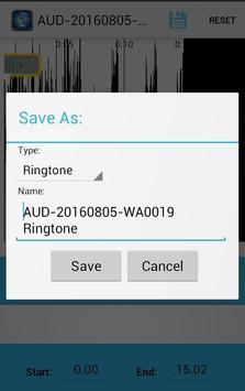 MP3 Cutter and Ringtones Makers apk screenshot