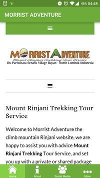 Morrist Adventure poster