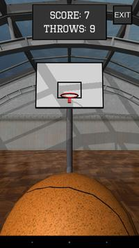 Basket Ball Shooter Pro apk screenshot