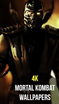 Mortal Wallpapers HD 4K screenshot 1