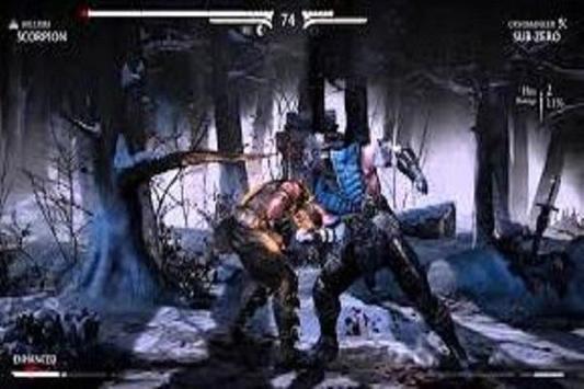 New Mortal Kombat X Hint TIPS screenshot 5