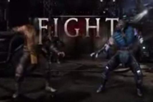 New Mortal Kombat X Hint TIPS poster