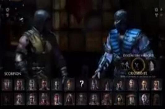 New Mortal Kombat X Hint TIPS screenshot 1