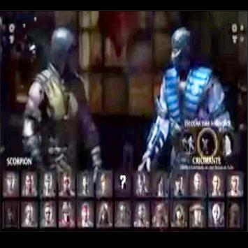 New Mortal Kombat X Hint TIPS screenshot 6