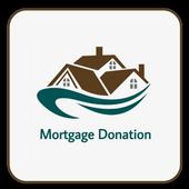Mortgage Donation icon