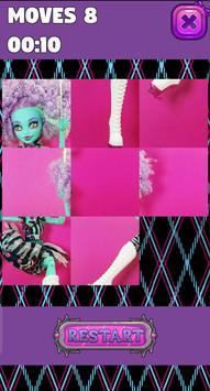 Monster Girl Puzzle screenshot 3