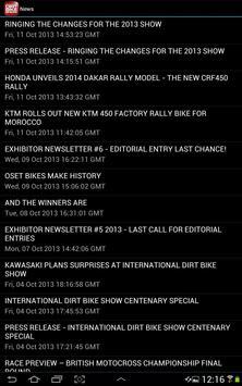 International Dirt Bike Show screenshot 6