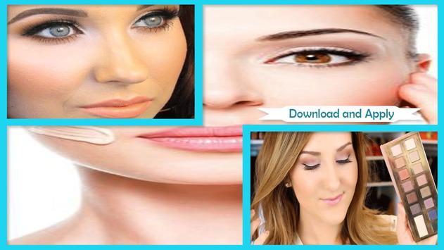 Cheek Makeup Tips and Tricks poster