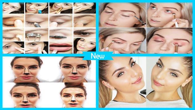 Cheek Makeup Tips and Tricks screenshot 3