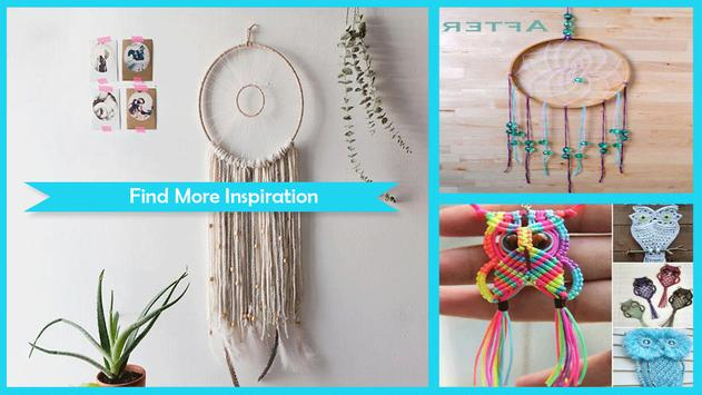 Awesome DIY Dreamcatcher Ideas poster
