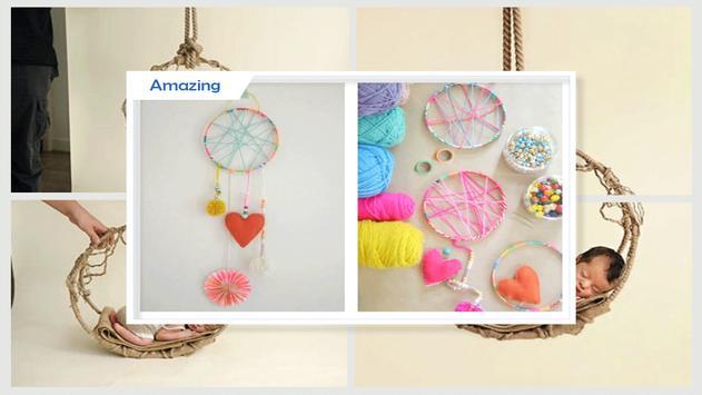 Awesome DIY Dreamcatcher Ideas apk screenshot